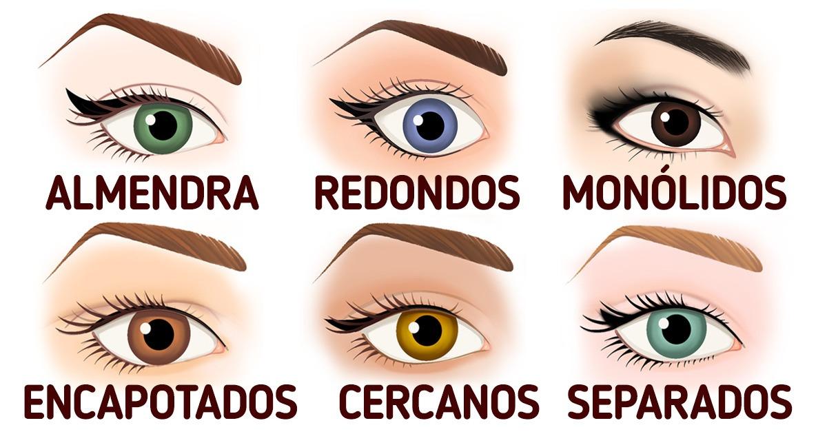 Cómo hacer tu delineado según la forma de tus ojos