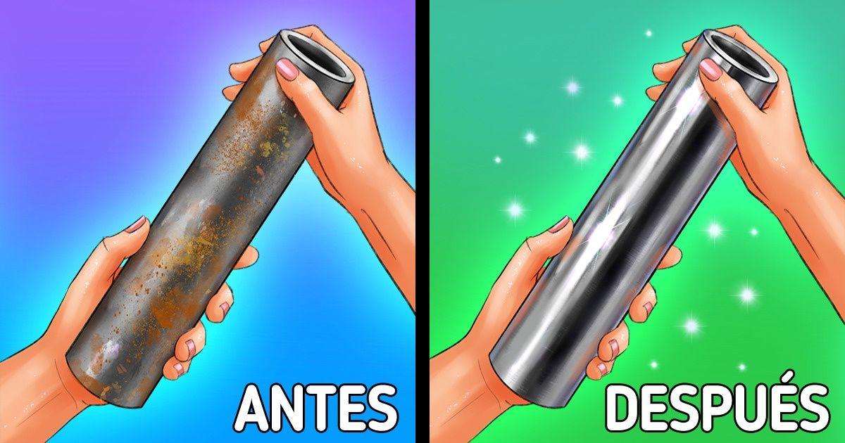 Cómo pulir el acero inoxidable