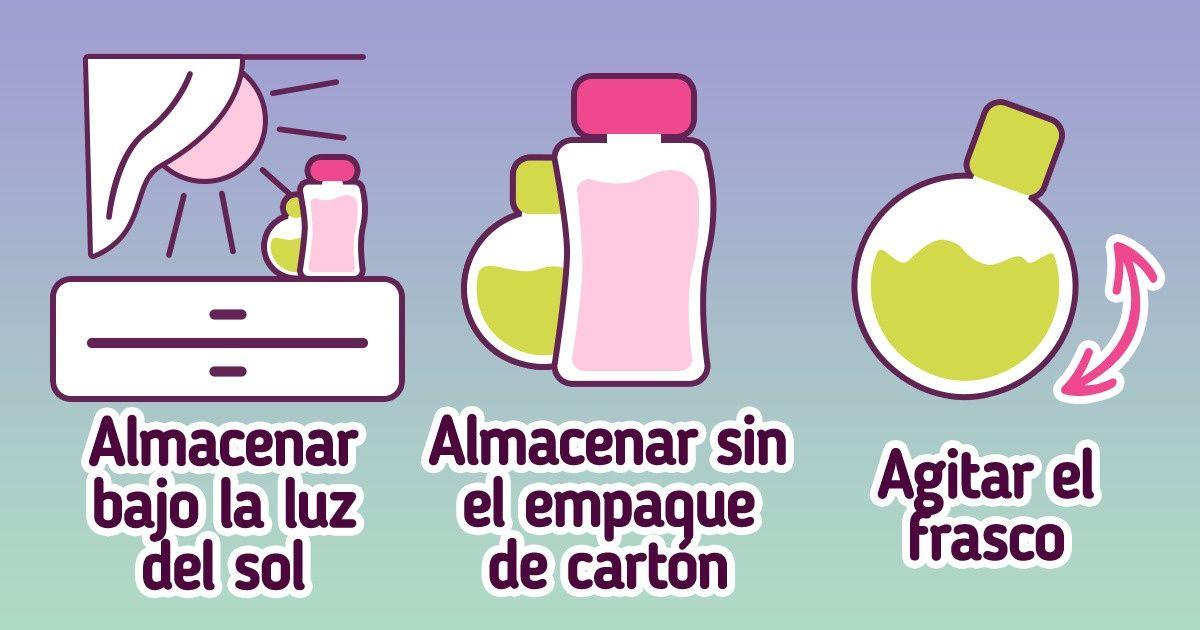 10 Errores que la mayoría de las personas cometen al elegir y usar un perfume y cómo solucionarlos